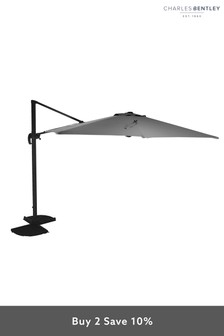 3.5m Rome Parasol by Charles Bentley Light