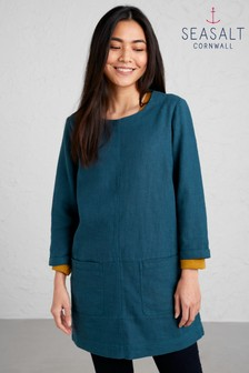 Seasalt Blue Porthmeor Cove Tunic