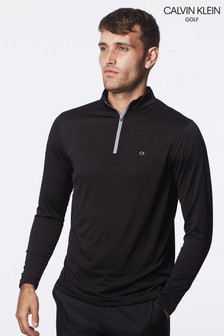 Calvin Klein Golf Harlem Tech 1/4 Zip Top