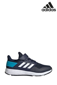 adidas Run Navy/Blue FortaFaito Junior & Youth Trainers