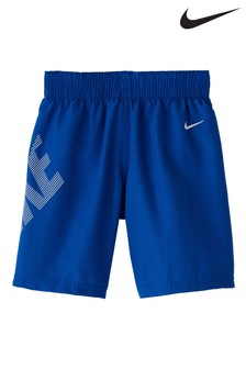 "Nike Little Kids 6"" Volley Swim Shorts"
