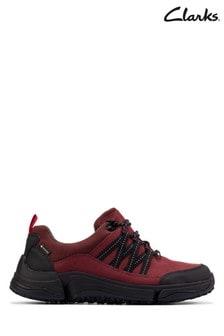 Clarks Merlot Tri Path Lo Shoes