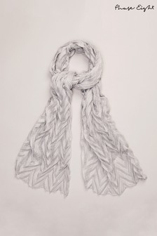 Phase Eight Britinee Pleated Scarf
