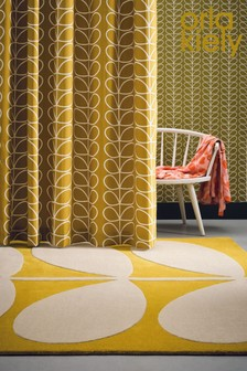Orla Kiely Yellow Stem Rug