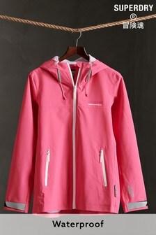 Superdry Essentials Harpa Waterproof Jacket