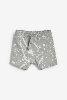 Splat Print Shorts (3mths-7yrs)