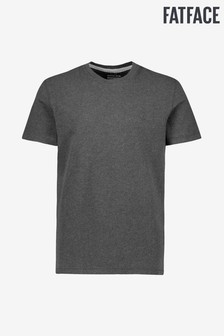 FatFace Grey Lulworth Crew T-Shirt