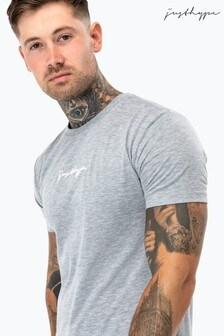 Hype. Mens Scribble Logo T-Shirt