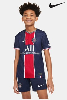 Nike Home PSG 20/21 Football Shirt