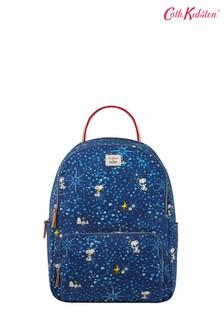 Cath Kidston® Snoopy Midnight Stars Pocket Backpack