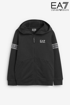 Emporio Armani EA7 Boys Taped Hoody