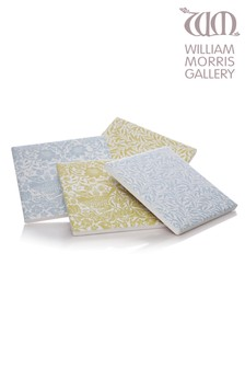 William Morris 4 Pack Ceramic Coasters