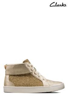 Clarks Gold City OasisHi K Boots