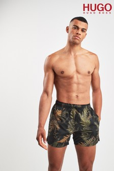 HUGO Green Inagua Swim Shorts