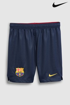 Nike FC Barcelona 2018/19 Kids Stadium Football Shorts