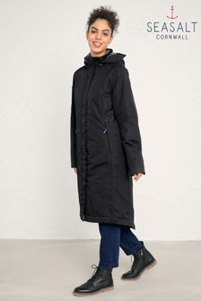 Seasalt Black Janelle Coat