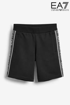 Emporio Armani EA7 Boys Tapped Shorts