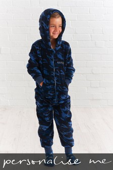Personalised Camouflage All-In-One