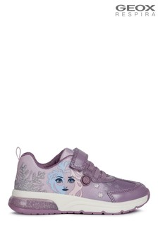 Geox Girls Spaceclub Pink Shoes