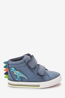 מגפיים עם קוצי דינוזאור (ילדים)