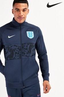 Nike Navy England Anthem Jacket