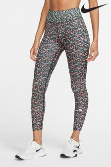 Nike One 7/8 Printed Femme Leggings