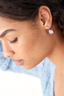 Mega Preciosa Crystal Drop Earrings