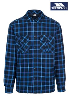 Trespass Blue Rapeseed Men's Check Shirt