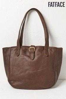 FatFace Chocolate Terri Tote Bag
