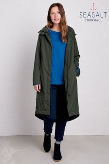 Seasalt Green Janelle Coat