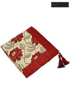 Mayflower Floral Tasse Throw by Riva Home