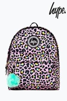 Hype. Disco Leopard Backpack