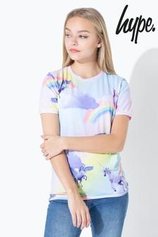 Hype. Unicorn Kids T-Shirt