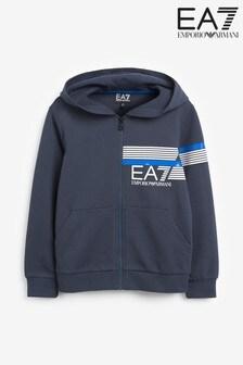 Emporio Armani EA7 Boys 7 Line Hoody