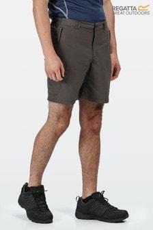 Regatta Navy Leesville II Lightweight Shorts