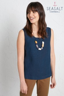 Seasalt Blue Mountboard Vest
