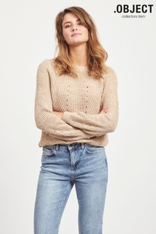 OBJECT Sustainable Organic Cotton Maya Jumper