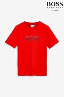 BOSS Red Logo T-Shirt