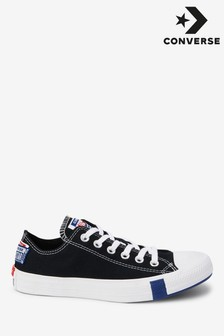 Converse Chuck Taylor All Star Multi Logo Trainers