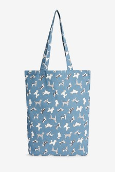 Reusable Canvas Bag-For-Life
