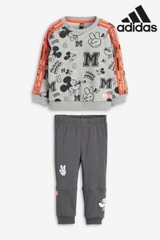Ensemble Mickey Mouse™ adidas gris pour bébé