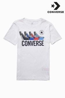 Converse Multi Sneaker T-Shirt