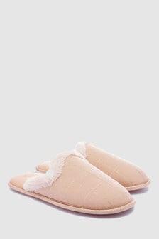 穆勒鞋式拖鞋