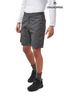 Craghoppers Grey Kiwi Ripstop Shorts