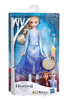 Disney™ Frozen 2 Elsa Light Up Musical Fashion Doll