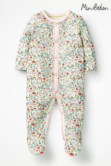 Boden Multi Pretty Printed Sleepsuit
