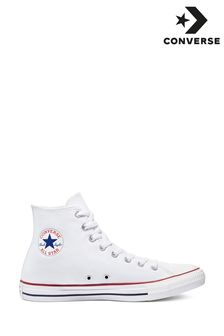 Converse Chuck Taylor White High Trainers
