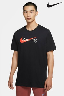 Nike Run Logo Top