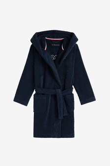 Tommy Hilfiger Kids Bathrobe