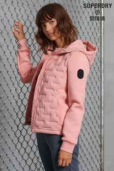 Superdry Storm Sonic Luxe Hybrid Jacket